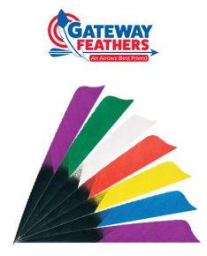 Gateway Feathers 4″ R/W Shield Kuru