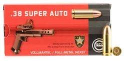 GECO-.38 Super Auto-Ammunitions