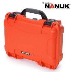 Nanuk-909-Orange-Glock-Pistol-Case