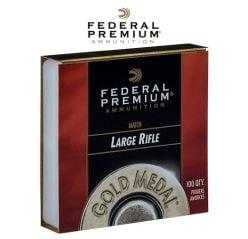 Federal Premium Large Rifle Primer (Box of 100)