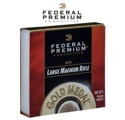 Federal Premium Large Magnum Rifle Primer (Box of 100)