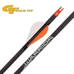 Flèche-GoldTip-Warrior-600-plume-2''