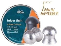 H&N Sniper Light Pellets .177