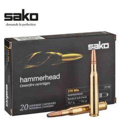 Sako-Hammerhead-270-Win