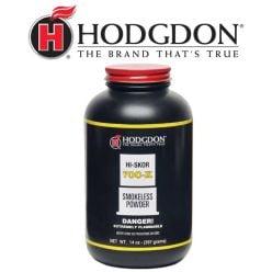Poudre sans fumée pour Carabine et Pistolet Hi-Skor 700-X de Hodgdon