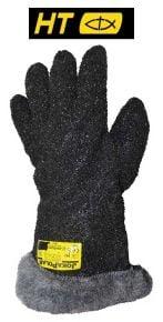 Hi Tech Alaskan Polar Gloves Black
