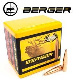 Berger Bullets 30 Cal. 245 Gr Extreme Outer Limits (EOL) Elite Hunter