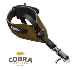 Déclencheur-Cobra-Premier-cuir-brun