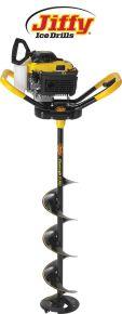 Jiffy  4G FourStroke 8'' STX Drill
