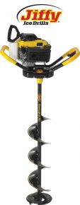 Jiffy  4G FourStroke 9'' STX Drill