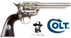 John Wayne Colt CO2 Pellet .177 Revolver