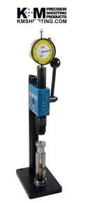 K&M-Shooting-Arbor-Press-with-Standard-Force-Measurement