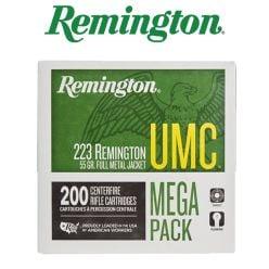 Remington-UMC-.223Remington-55Gr.-Ammo