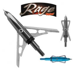 Rage  SC 2 Blade 100gr. Broadheads