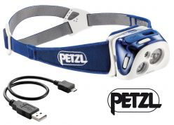 Petzl Performance REACTIK Headlamp