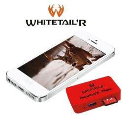 Lecteur de carte mémoire WiFi PhoneREAD'R™ de Whitetail'R