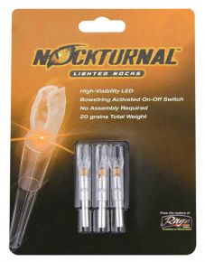Nockturnal-Orange Lighted-G-Nocks
