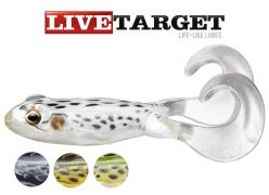 Live Target 3.5'' Freestyle Frog Lure