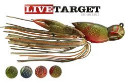 "Live Target Hollow Body Craw 1,75"" Jig"
