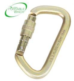 4.5''-Steel-Locking-Carabiner