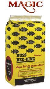 Magic Buss Worm Bedding 25 lb