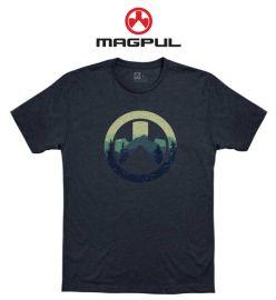 Magpul-Cascade-Navy-Heather-2XL-T-shirt