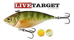 Live Target Yellow Perch 2'' Rattlebait