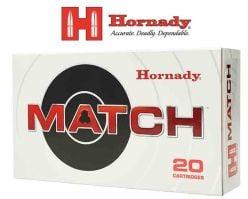 Munitions-BTHP-Match-Hornady