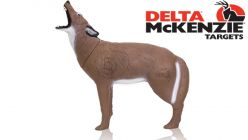 Delta-McKenzie-3d-Coyote--Howling-Target