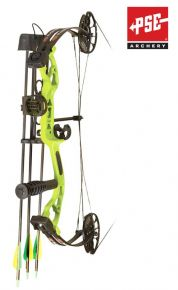 Mini-Burner-Lime-Green-Bow