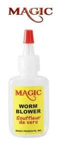 The Magic® Worm Blower