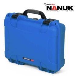 Nanuk-910-Blue-Pistol-Case-w/Foam