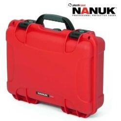 Nanuk-910-Red-Pistol-Case