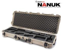 Nanuk-990-Tan-Rifle-Case