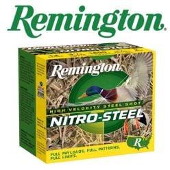 Remington-Nitro-Steel -Shotshells