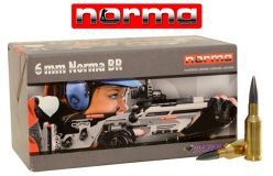 Norma-6mm Norma BR-Ammo