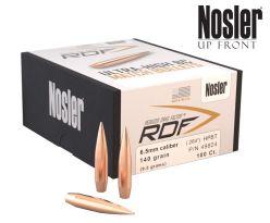 Boulets RDF de Nosler