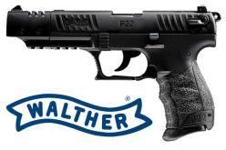 Pistolet P22Q Target 22LR de Walther