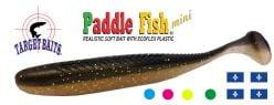 Target Baits Paddle Fish Mini 2.5''