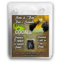 Cocall-Pat's-Moose-call-session-Micro-Sd-digital-card