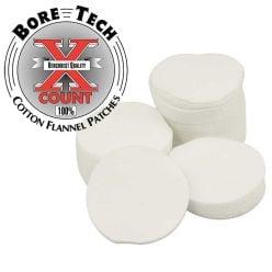 Bore-Tech-X-Count-Cotton-Patches