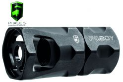 Phase 5-Littleboy Hex Brake-7.62X51-.308-Muzzle Brake