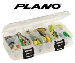 Plano Adjustable double-Sided Prolatch Stowaway Medium (3400) Fishing Case