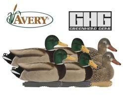 Avery-Pro-Grade-FFD-Mallards-Active-Pack-Duck-Decoys