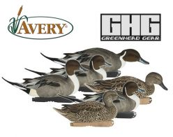 Avery-Pro-Grade-FFD-Pintails-Harvester-Pack-Duck-Decoys