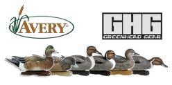 Avery-Pro-Grade-Marsh-Pack-Duck-Decoys