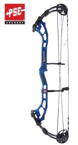 Pse Archery-Phenom-SD-Blue-RH-Bow