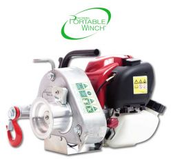 PCW-3000-GX35-Pulling-Winch-Hunting-Kit