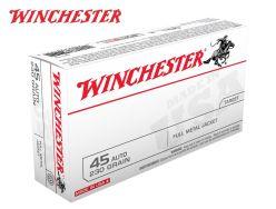 Munitions-Winchester-45auto-230gr.