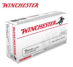 Winchester-9mmLuger-115gr.-Ammunitions